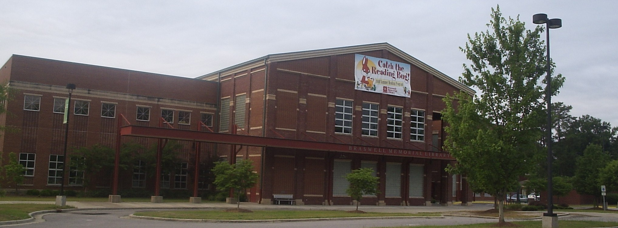 Braswell Memorial Library